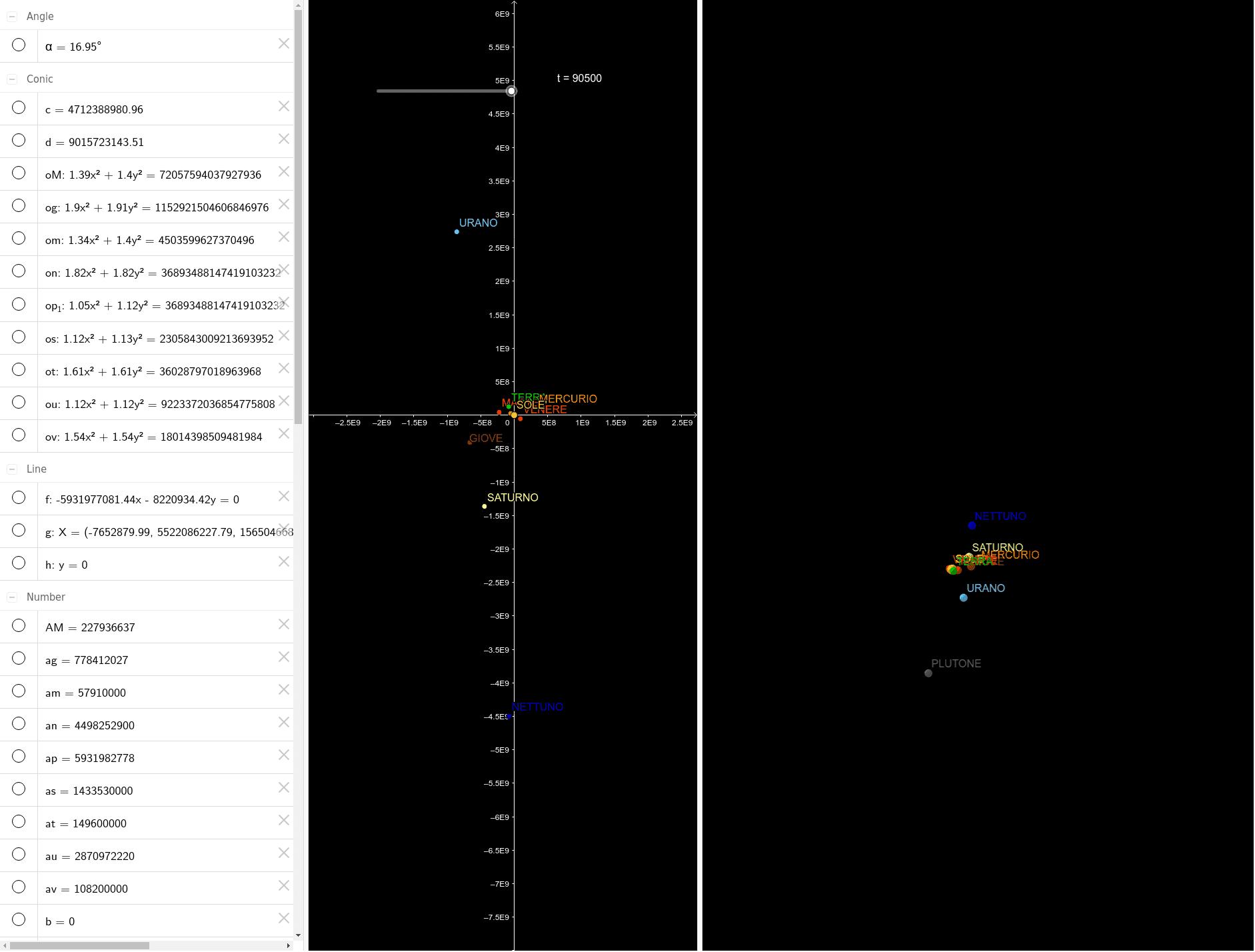 Scala 1u=1km Press Enter to start activity