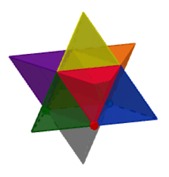 Octaedre estelat (Infantil i Primària)