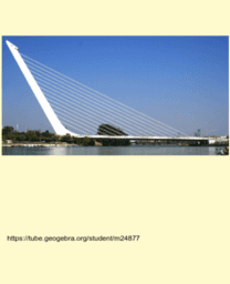 Teorema de Tales en el triángulo