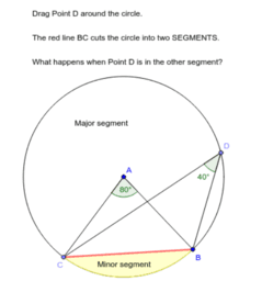 Angle at the centre (page 2)