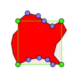 vervormen van een vierkant