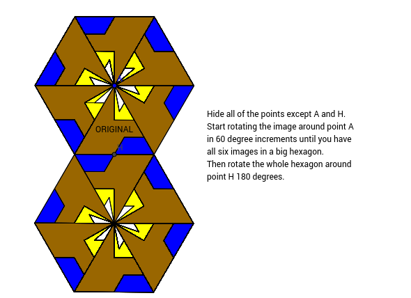 Polygon Watchman Tessellation Step 7