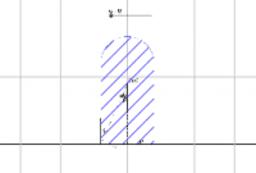Step II 2007 Q10 - Diagram
