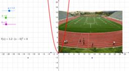 Track Parabola