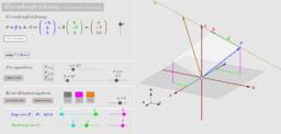 vektorielle Geradengleichung