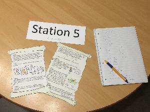 Station 5: Hänsel und Gretel in Not