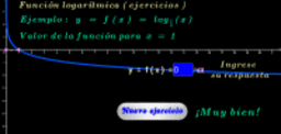 Función logarítmica base 1/5 ( ejercicios )