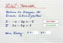 LGS-Trainer