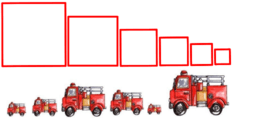 Ordena los camiones