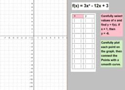 Quadratic Lesson Creator Part 1