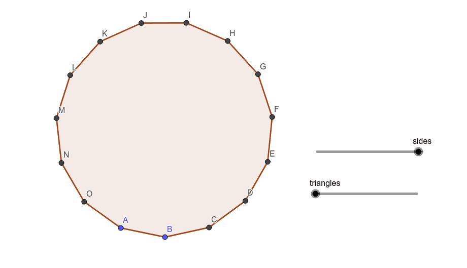 Polygon Angle Sum #1