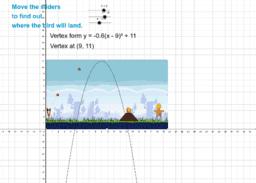 Angry Birds Love Parabolas