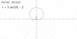 Polar Graphs Practice - Basic