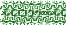 Spirales de demi-cercles