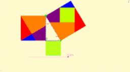 Teorema de Pitagoras interactivo
