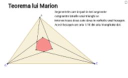 Teorema lui Marion