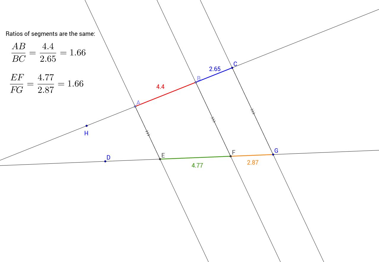 7.4 - Theorems