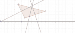 rectas y puntos notables del triangulo anyelin