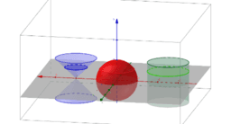 Archimède: volume de la sphère