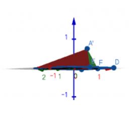 折纸—直三棱锥