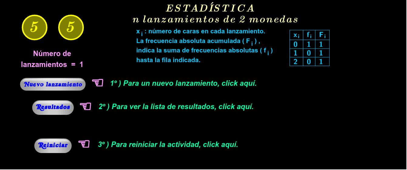 Siga las instrucciones. Press Enter to start activity