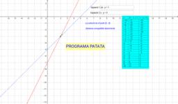 Sistemes equacions lineals amb 2 incògnites