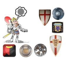 Elige el escudo