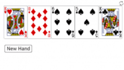 Playing Card Tool (SVG)