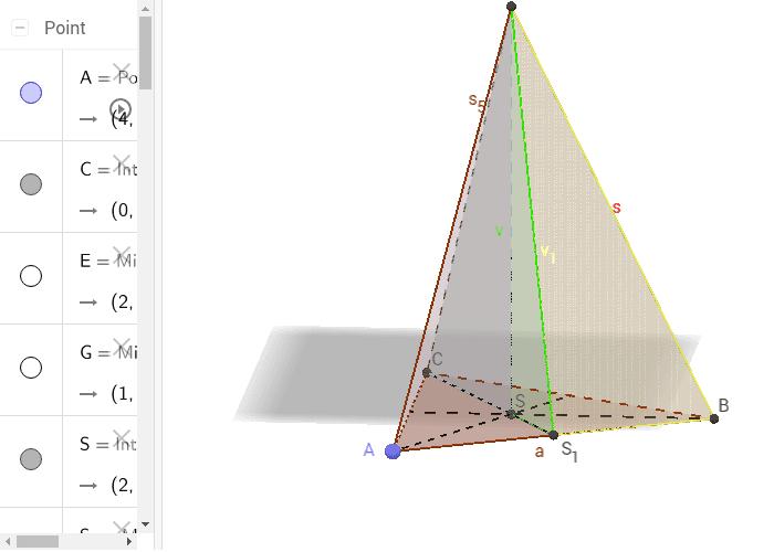 Pravilna 3-strana piramida