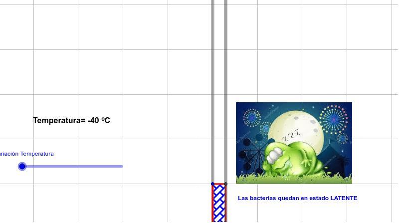 Termómetro dinámico (deslizador e imágenes) Presiona Intro para comenzar la actividad