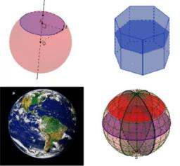 Géométrie dans l'espace en troisième