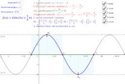 Crtanje sinusoide