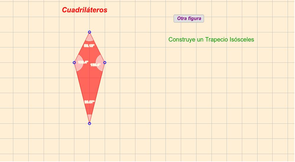 Mueve los puntos para construir la figura indicada