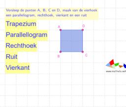 Indeling vierhoeken v1