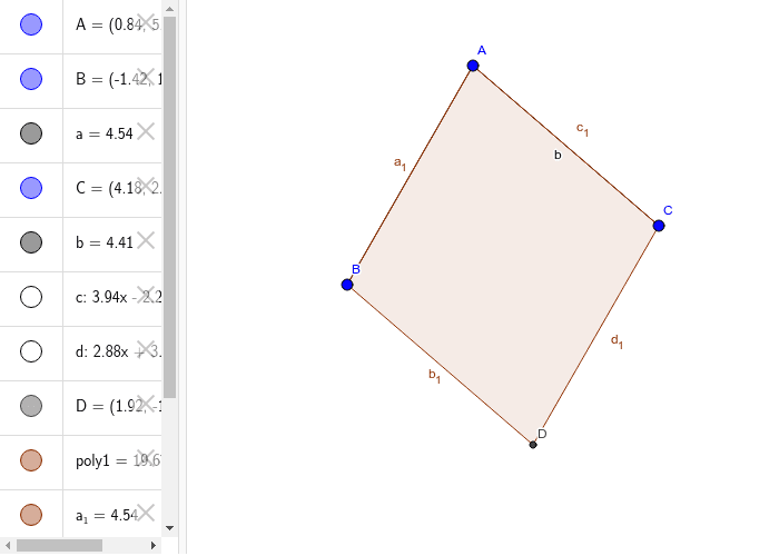 Lesson 7: Construction of a Parallelogram