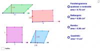 Area parallelogrammi (sintesi