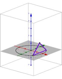 Volume of Cross Section - Isosceles Right Triangle