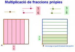 Enters i fraccions racionals