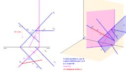 DT2.Diédrico.Distancias.Problema 04.