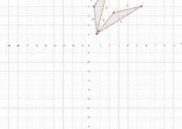 Rotating a triangle