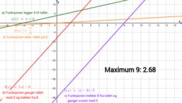 """Maximum 9: Kap. 2 """"Bli bedre"""""""