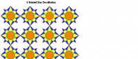 8-Pointed Star Tessellation