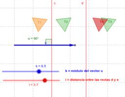 Composición de dos s.axiales de ejes paralelos