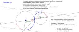 Reto 2. Ángulos en la circunferencia