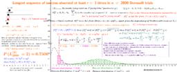 A strange random variables sequence