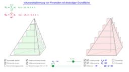 Pyramidenvolumen 2
