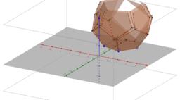 Desarrollo del Cuerpo geométrico. W. dos Santos