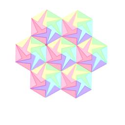 Построение мозайки
