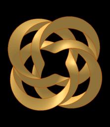 Torus Knot T(4,3)