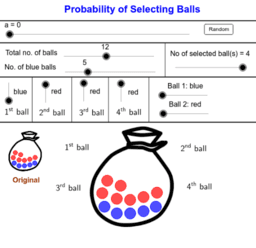Permutation, Combination and Probability